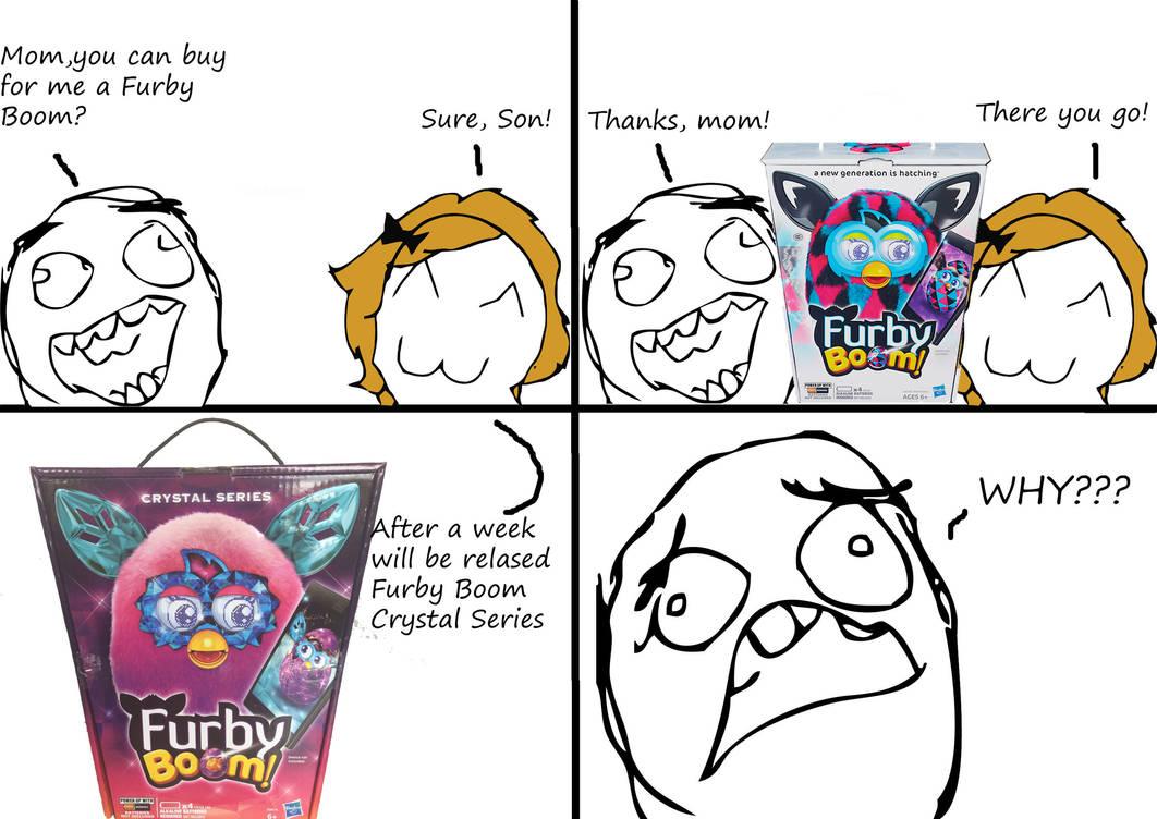 Furby Meme By Iulykatvgfurby On Deviantart