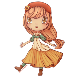 SoS- Main Female by MsCappuccino