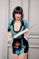 Nurse by Violet-Spider