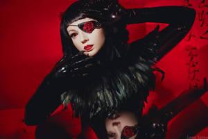 Vampire by Violet-Spider
