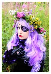 Wild grass by Violet-Spider