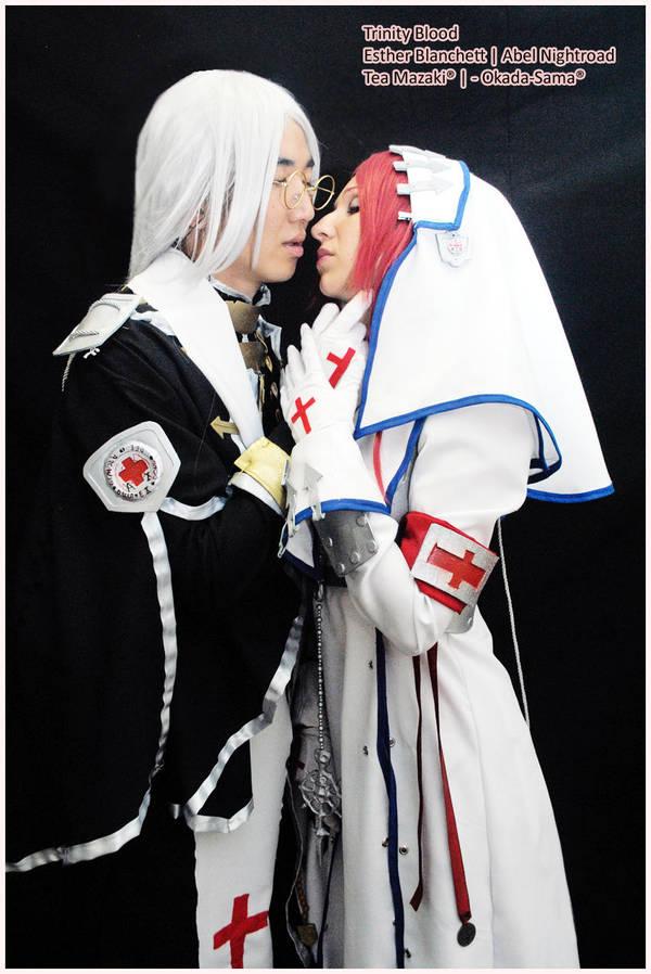Pure kiss by TeaMazaki