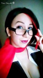 Headmistress Fiora by TeaMazaki