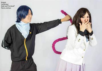 Noragami ARAGOTO - Yato and Hiyori by TeaMazaki
