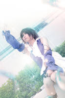 Yuna In The Spirit by Inushio