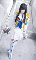Kiryuin Satsuki by Inushio