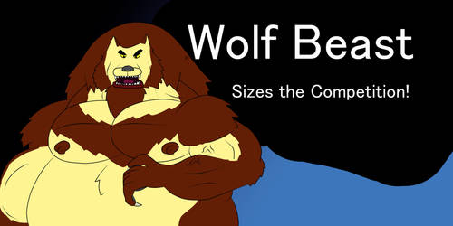 If Wolf Beast was in Super Smash Bros Ultimate... by WolfBeast99