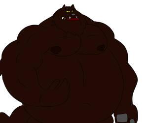 Even Bigger Big Beast by WolfBeast99