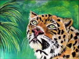 Tiger-cat by Tomek3618