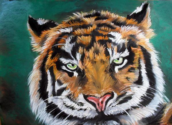 Tigerek 9 by Tomek3618