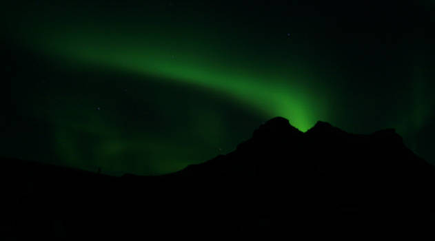 Aurora Borealis. by FSGPhotography