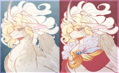White Demon  by yuyusunshine