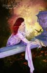Mi dulce hada de alas brillantes by Marazul45