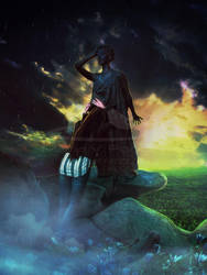 The petrified soul by Marazul45