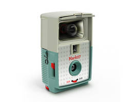 Retro Camera Icon by philippdatz