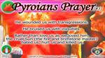 PyroiansPrayer003-YoutubePOSTER by Pyroians