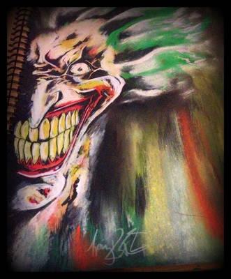 Joker by TwofacedDesigns