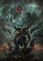 Diablo III : Reaper of souls. by weerawan