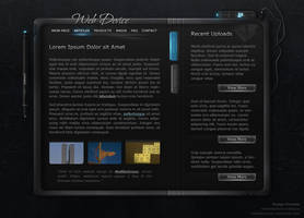MB Web-Device Preview by modblackmoon