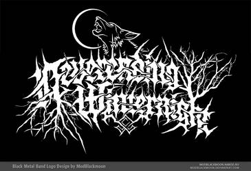 Neverending Winternight Logo by modblackmoon