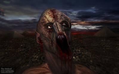 The Undead by modblackmoon