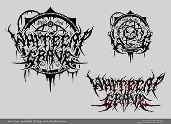 Whitecap Grave Logo by modblackmoon
