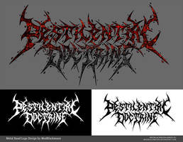 Pestilential Doctrine Logo by modblackmoon