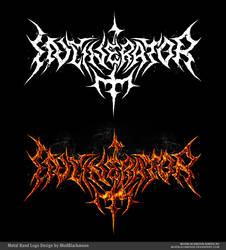 Incinerator Logo by modblackmoon