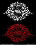 Dredged and Maimed Logo by modblackmoon