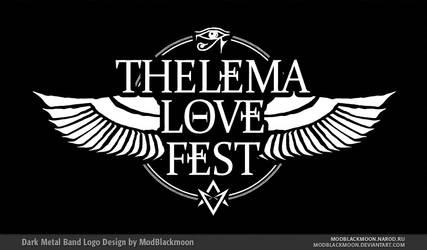 Thelema Love Fest Logo by modblackmoon