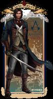Arno Dorian by 574471986