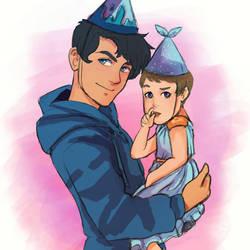 Happy Birthday Percy! by SVNCTIS