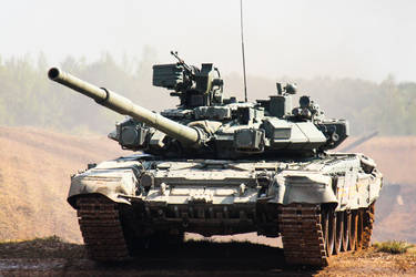 T-90 by DenChetto