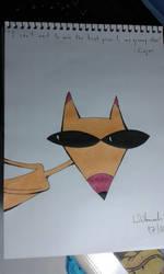 Cajun Fox by Chrona-sama
