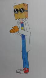 Dr. Flug by Chrona-sama