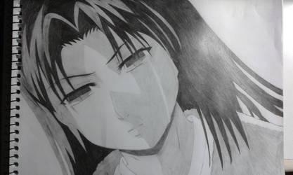 Ryougi Shiki by Chrona-sama