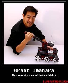 Grant Imahara By Superstrider On Deviantart
