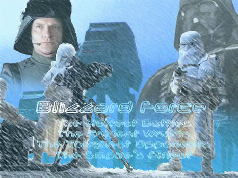 Blizzard Force by Commander-A-21-Felix