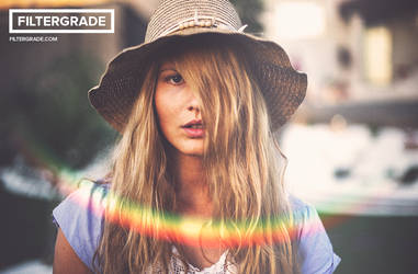 Shine Light Leak Photoshop Action 2 by filtergrade