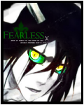 Ulquiorra Fearless Icon by CaliforniaBabeWV