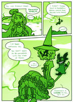 How I Loathe Being a Magical Girl - Page 39 by Nami-Tsuki