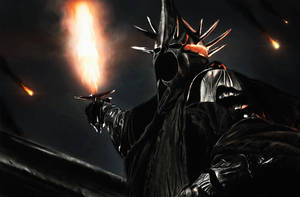 Witch King of Angmar by Noble--6