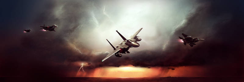 Strike Eagles by Noble--6