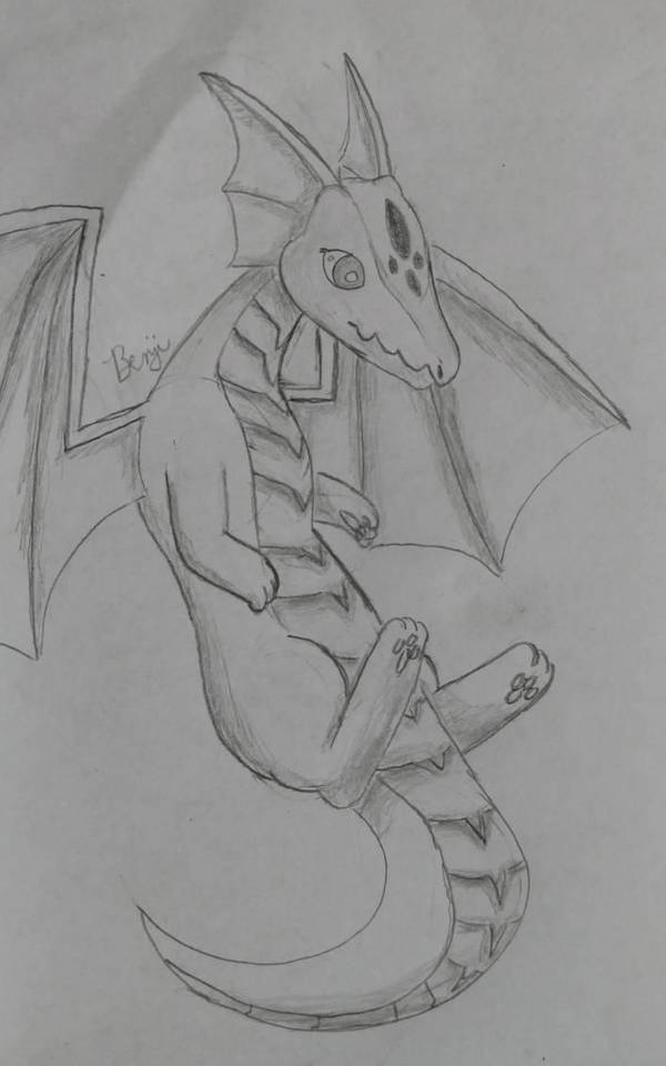 Class drawing in by BenjiFlareon