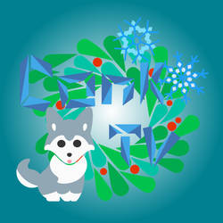 Conk Winter Logo by BenjiFlareon