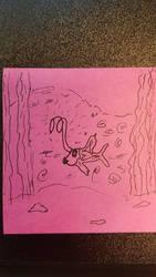 Doodle: Fishy by MisfitsTamara
