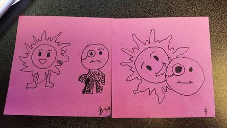 Doodle: Friendos! by MisfitsTamara