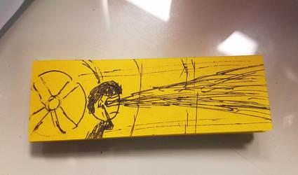 Doodles: Stick Figure Scott by MisfitsTamara