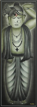 Lord Shrinathji by Javagreeen