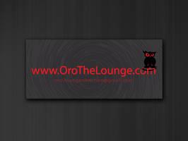 Oro Lounge Business Card IIb by Javagreeen